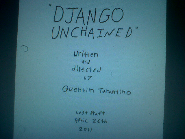 Kinocast.lv: Новый фильм Квентина называется Kill Glourious Django!