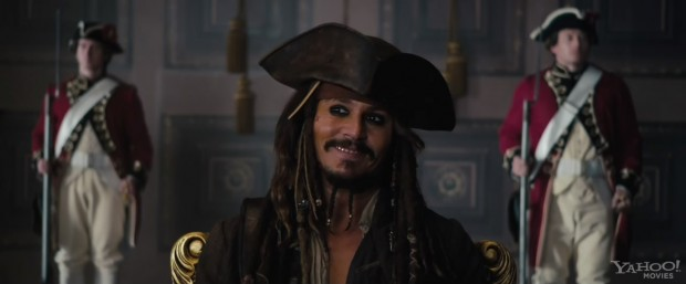 Киноремарки: Pirates of the Caribbean Sea: On Stranger Tides