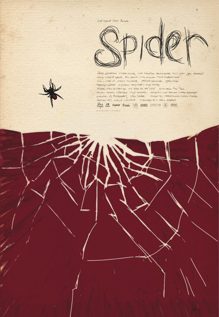 Kinocast.lv: Короткий метр: Spider