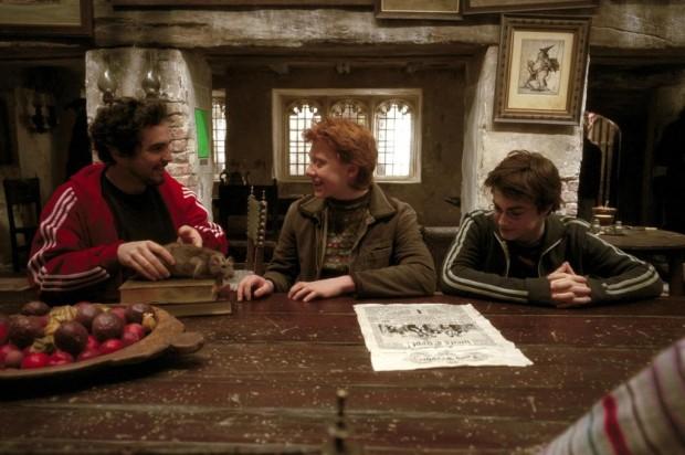 Kinocast.lv: Гарри Поттер, одинадцать лет спустя