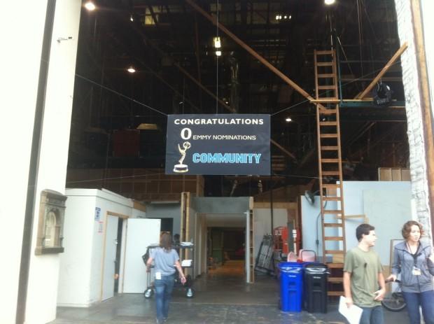 Community не выиграл ни одного Emmy