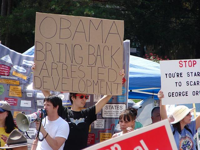 Обама обновил Arrested Development на ещё один сезон