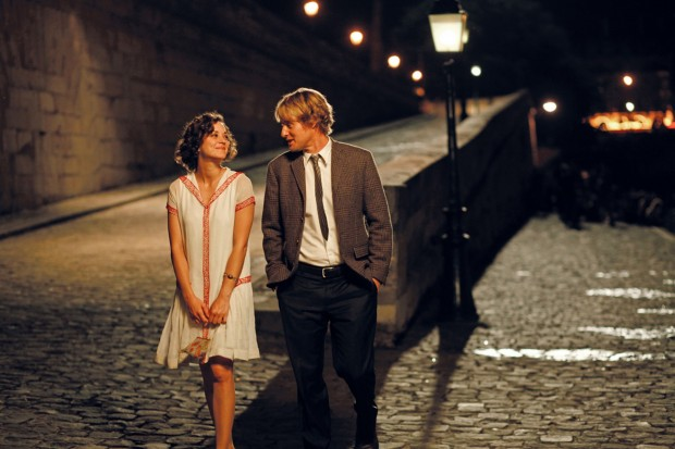 Киноремарки: Midnight in Paris
