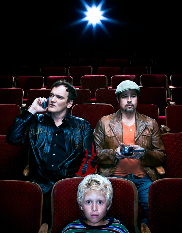 Drive попал в список худших фильмов 2011 года дядьки Тарантино
