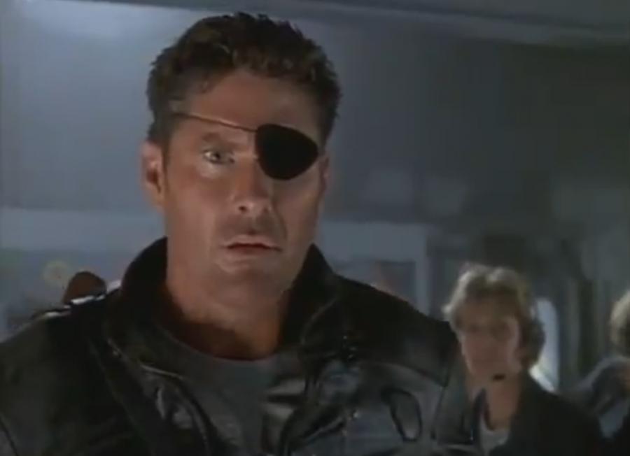 Kinocast.lv: Nick Fury: Agent of S.H.I.E.L.D. (David Hasselhoff)