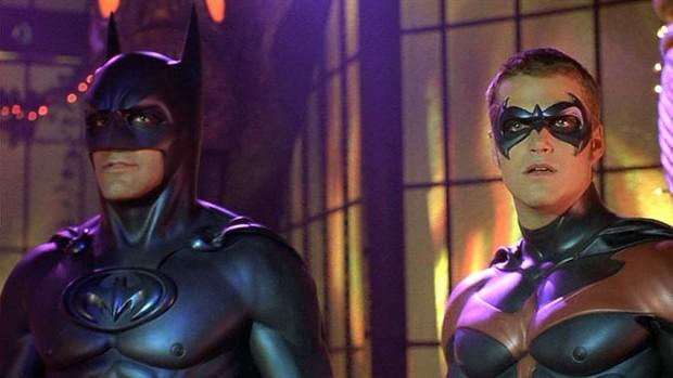 Batman Forever Nipples
