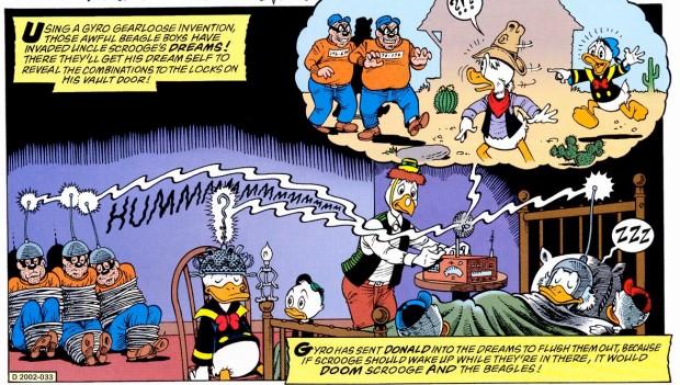 Kinocast.lv: Donald Duck & Inception