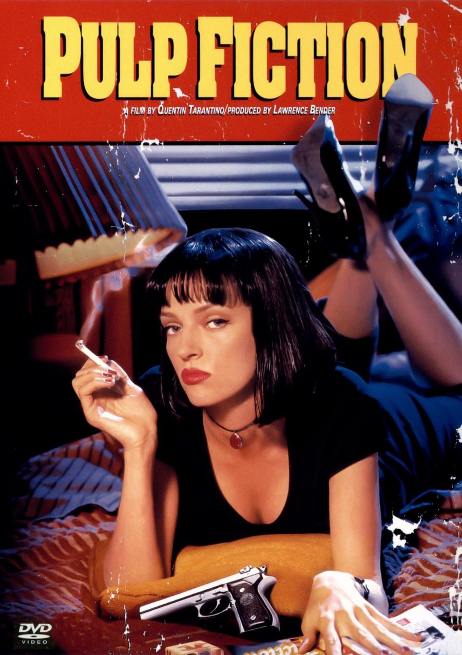 Kinocast.lv: Pulp Fiction