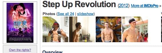 Kinocast.lv: Step Up Revolution