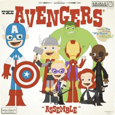 The Avengers bonusi: izgrieztas ainas, blūperi, īsfilma Item 47