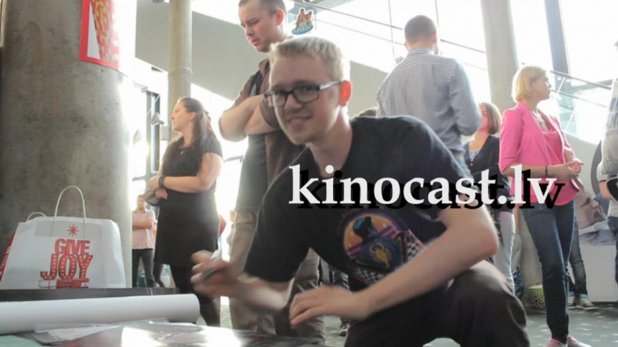 Kinocast.lv: Sergejs Musatovs