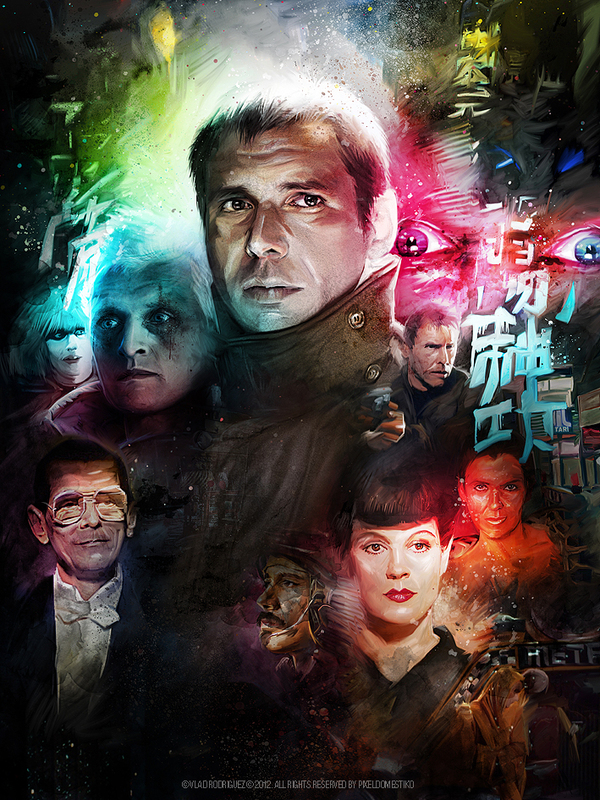 Kinocast.lv: Blade Runner