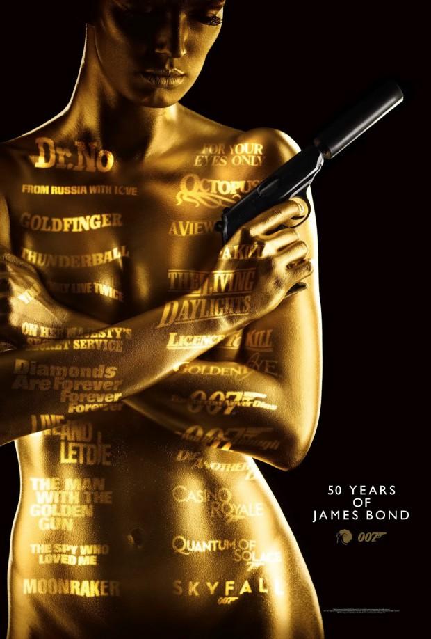 Kinocast.lv: Džeimsa Bonda nakts