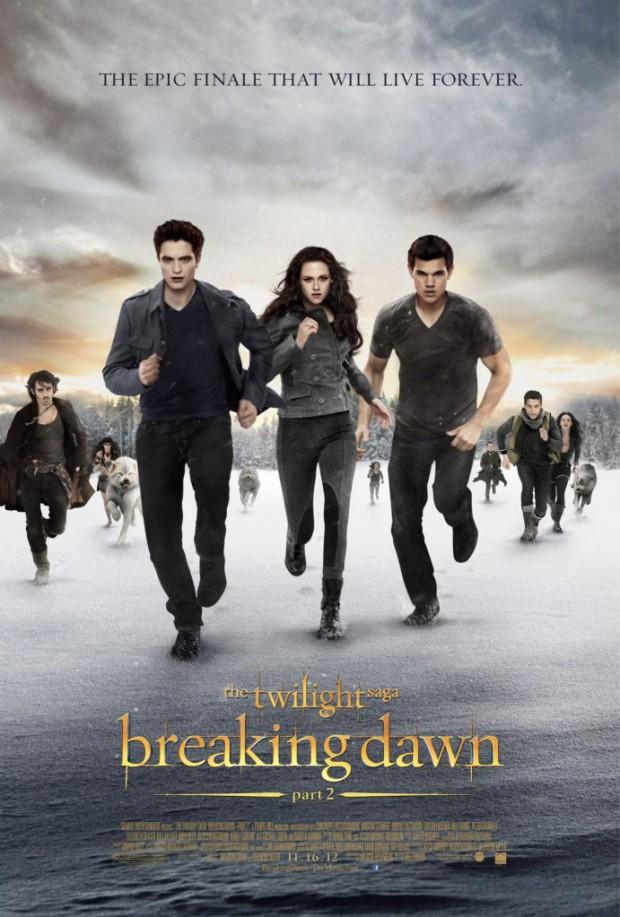 Kinocast.lv: Episks Twilight posteris ir episks