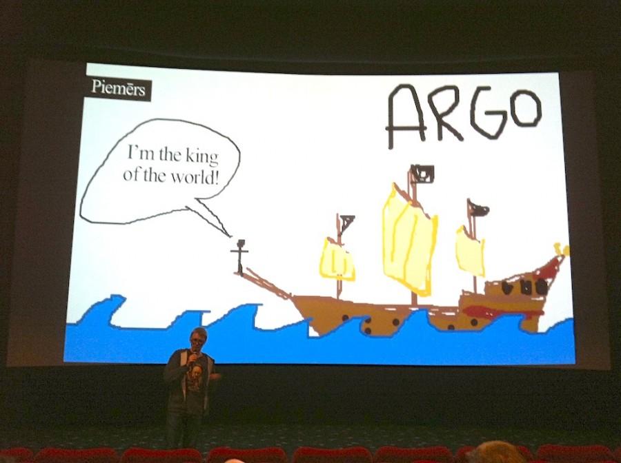 Prezentācija: Argo