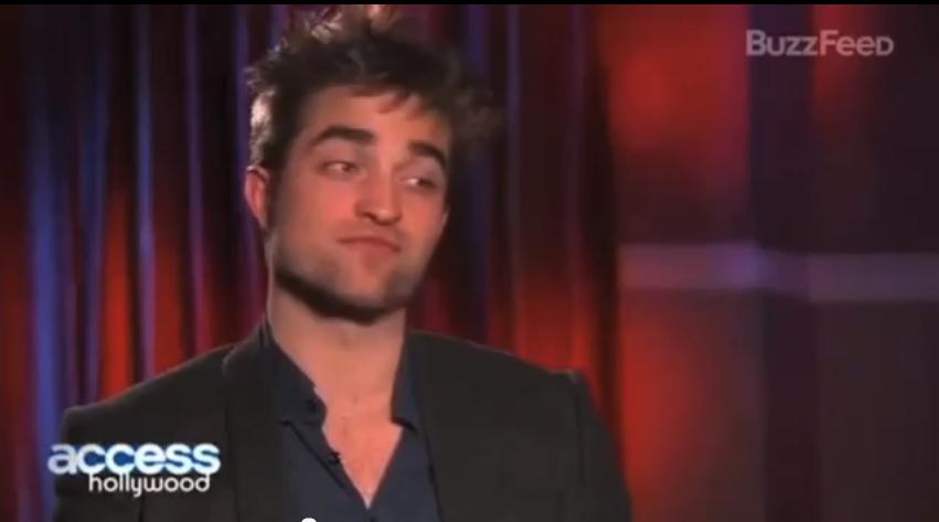 Labākais Twilight video ever: Patinsons apceļ Twilight, Bellu un Meieri