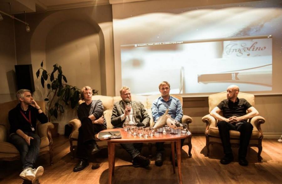 Avatar 2 scenārija vēl nav jeb Balt/Nord 3D&VFX forums Tartu (Artūrs Šlosbergs)