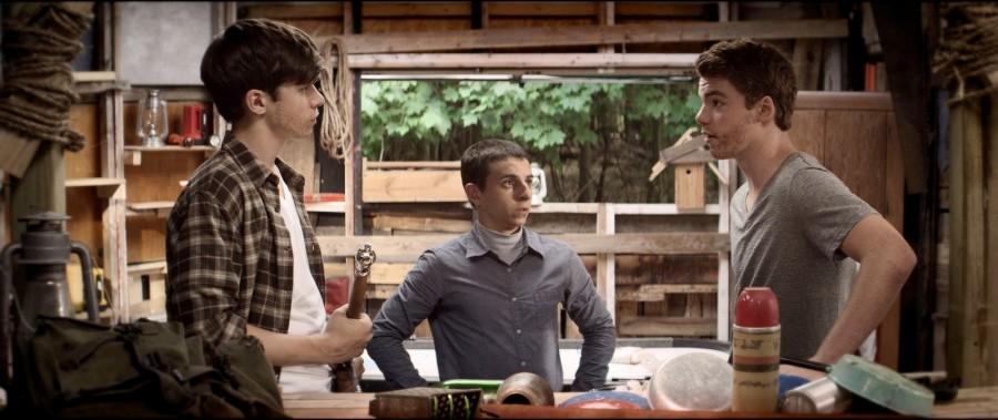 2013. gada labākās filmas: The Kings of Summer