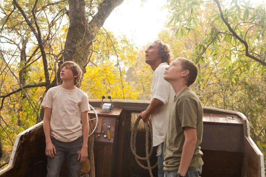 2013. gada labākās filmas: Mud