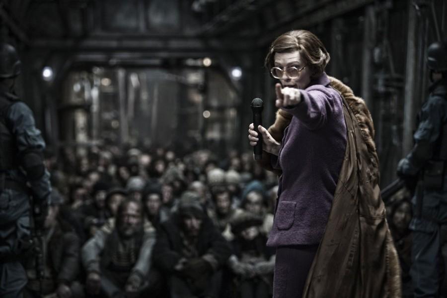 2013. gada labākās filmas: Snowpiercer