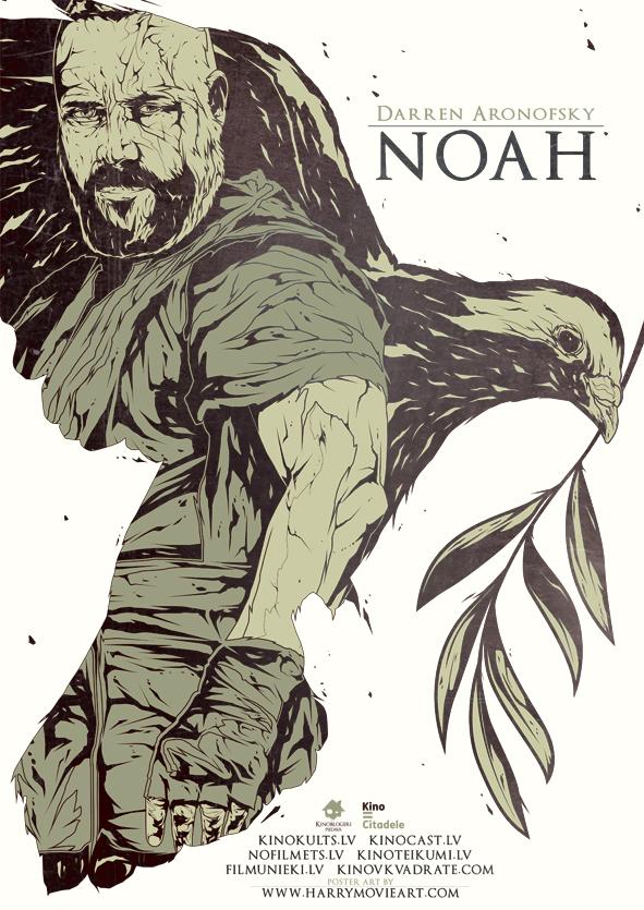Kinoblogeri piedvāvā: Noah