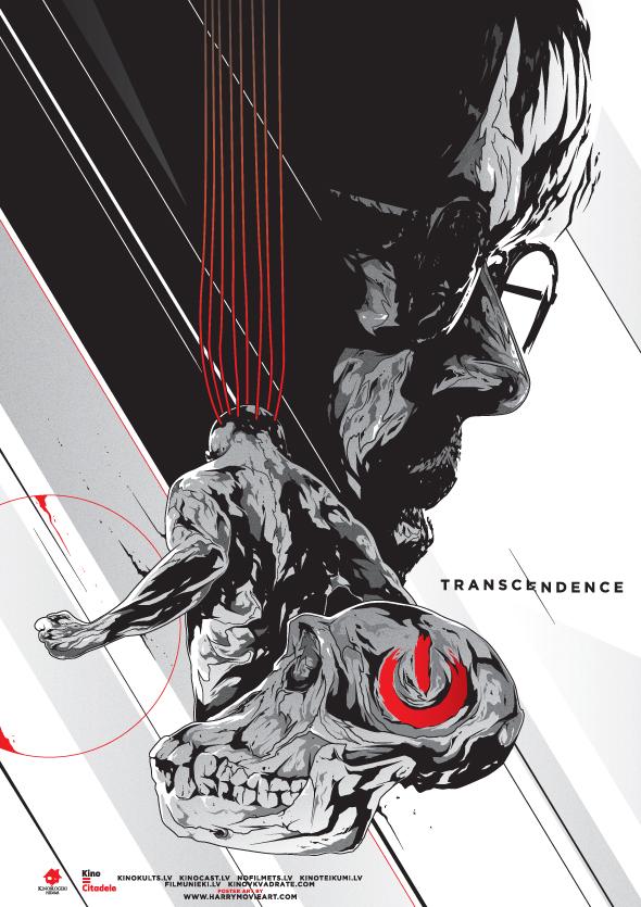 Kinoblogeri piedāvā: Transcendence